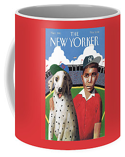 New Yorker May 1st, 1995 Coffee Mug