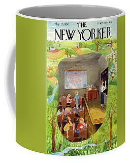 New Yorker May 20th, 1950 Coffee Mug