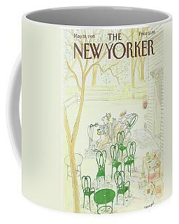New Yorker May 20th, 1985 Coffee Mug
