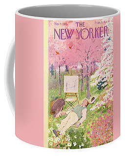 New Yorker May 21st, 1949 Coffee Mug