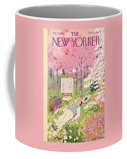 New Yorker May 21st, 1949 Coffee Mug