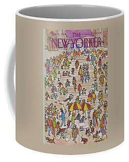New Yorker May 21st, 1984 Coffee Mug
