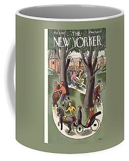 New Yorker May 22nd, 1937 Coffee Mug