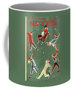 New Yorker May 25th, 1935 Coffee Mug