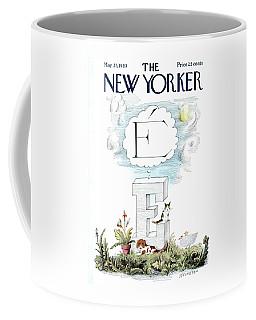 New Yorker May 25th, 1963 Coffee Mug