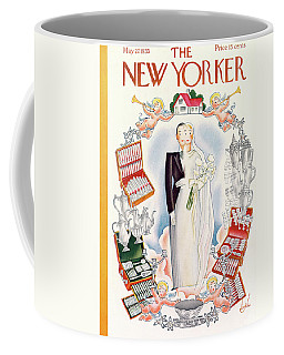 New Yorker May 27th, 1933 Coffee Mug