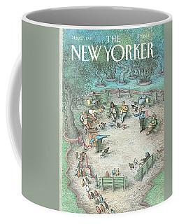 New Yorker May 27th, 1991 Coffee Mug