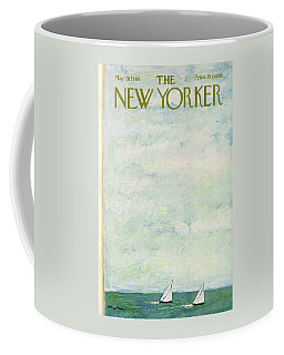 New Yorker May 28th, 1966 Coffee Mug