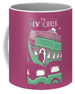 New Yorker May 2nd, 1925 Coffee Mug