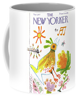 New Yorker May 2nd, 1977 Coffee Mug