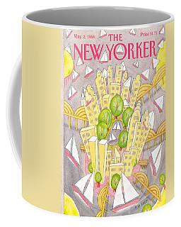 New Yorker May 2nd, 1988 Coffee Mug