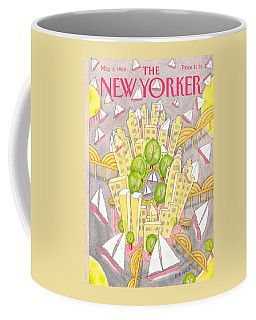 New Yorker May 2nd, 1988 Coffee Mug