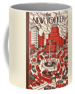 New Yorker May 30th, 1925 Coffee Mug