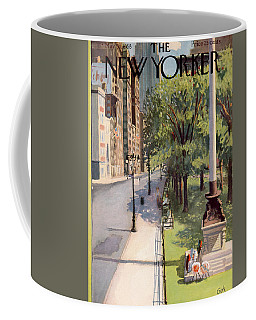 New Yorker May 31st, 1958 Coffee Mug