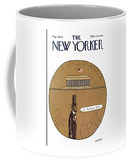 New Yorker May 3rd, 1976 Coffee Mug