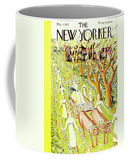 New Yorker May 4 1935 Coffee Mug