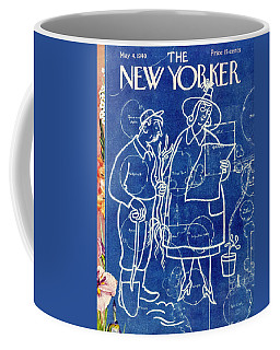 New Yorker May 4 1940 Coffee Mug
