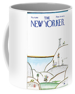 New Yorker May 4th, 1968 Coffee Mug