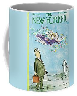 New Yorker May 5th, 1962 Coffee Mug