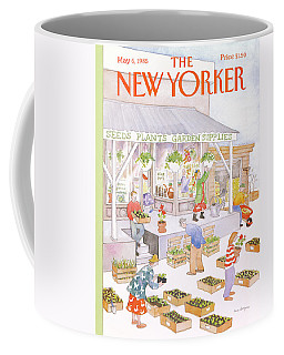 New Yorker May 6th, 1985 Coffee Mug