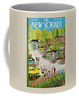 New Yorker May 7th, 1960 Coffee Mug