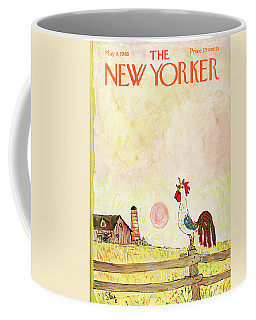 New Yorker May 8th, 1965 Coffee Mug