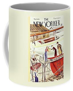 New Yorker May 9 1936 Coffee Mug
