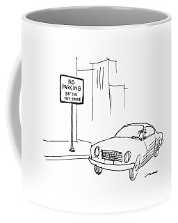 New Yorker May 9th, 1988 Coffee Mug