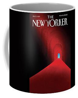 New Yorker November 10th, 2008 Coffee Mug