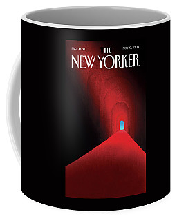New Yorker November 10th, 2008 Coffee Mug