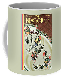 New Yorker November 11th, 1933 Coffee Mug