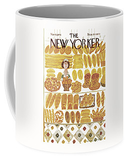 New Yorker November 11th, 1974 Coffee Mug