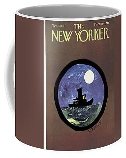 New Yorker November 13th, 1971 Coffee Mug