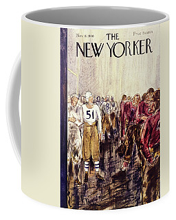 New Yorker November 16 1940 Coffee Mug