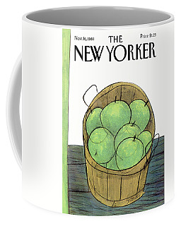 New Yorker November 16th, 1981 Coffee Mug