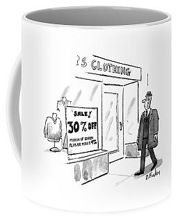 New Yorker November 16th, 1992 Coffee Mug