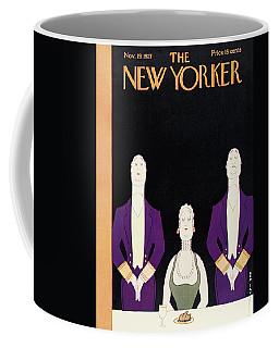 New Yorker November 19th, 1927 Coffee Mug