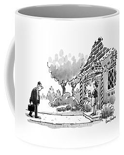 New Yorker November 19th, 1990 Coffee Mug
