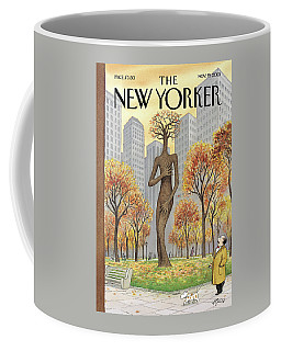 New Yorker November 19th, 2001 Coffee Mug