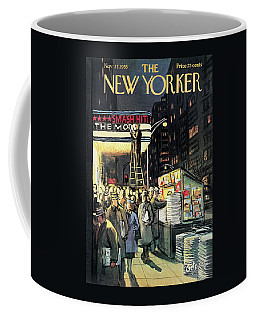 New Yorker November 22nd, 1958 Coffee Mug