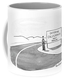 New Yorker November 23rd, 1987 Coffee Mug
