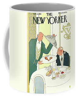 New Yorker November 25th, 1933 Coffee Mug