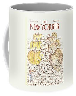 New Yorker November 26th, 1984 Coffee Mug