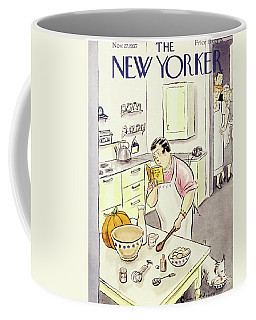 New Yorker November 27 1937 Coffee Mug