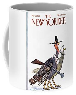 New Yorker November 27th, 1965 Coffee Mug