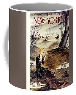 New Yorker November 28 1936 Coffee Mug