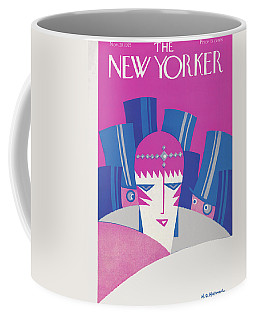 New Yorker November 28th, 1925 Coffee Mug