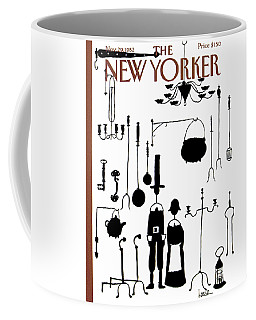 New Yorker November 29th, 1982 Coffee Mug