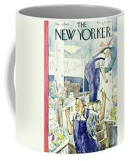 New Yorker November 30 1940 Coffee Mug