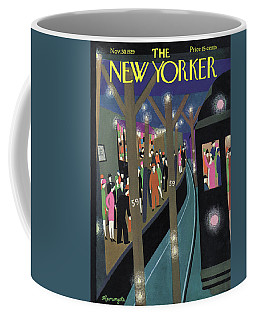 New Yorker November 30th, 1929 Coffee Mug